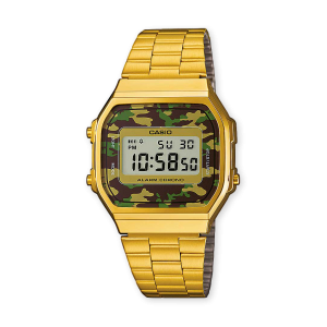 Casio Retro A168WEGC-3EF