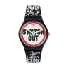 Swatch Out Two Tone SUOB160