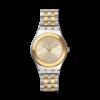 Swatch GoldenSilver YLS207G