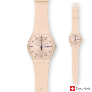 Swatch Originals Rose Rebel SUOT700