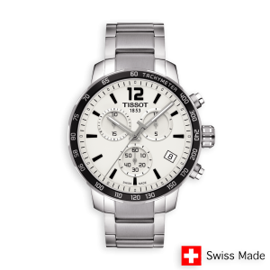 Tissot Quickster Chronograph T095.417.11.037.00