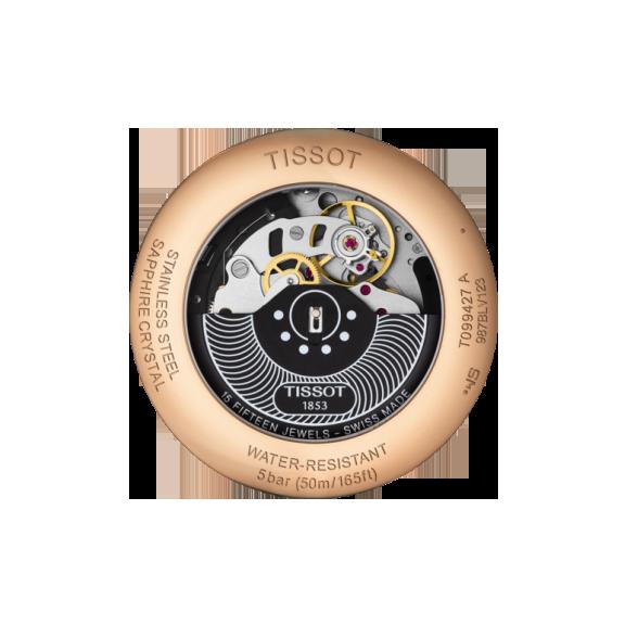 Tissot Chemin Des Tourelles Automatic Chronograph T099.427.36.038.00