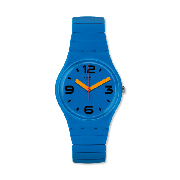 Swatch PebeBlue GN251a