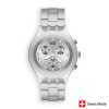 Swatch Diaphane Full-Blooded Silver SVCK4038G